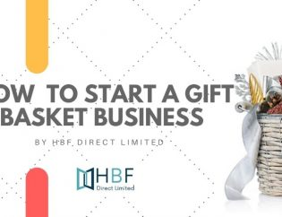How to start a gift Basket Business - HBF direct
